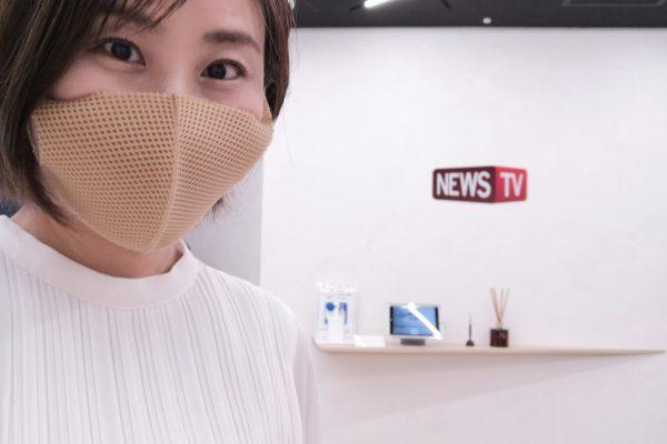 NewsTVナレーション